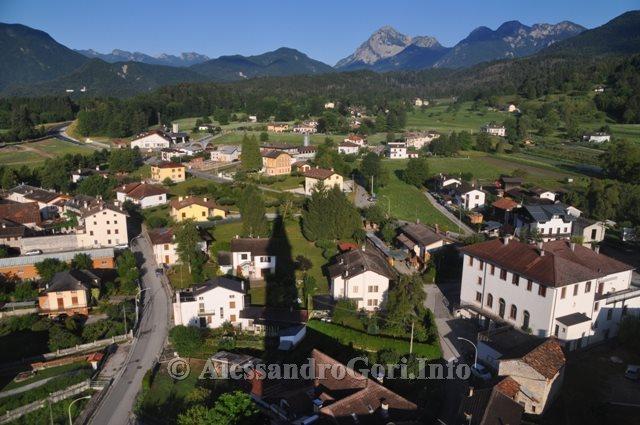 08 130725 Enemonzo dal campanile - Foto Alessandro Gori DSC_9396