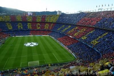 130501 Barça-Bayern - Foto Alessandro Gori P1180269