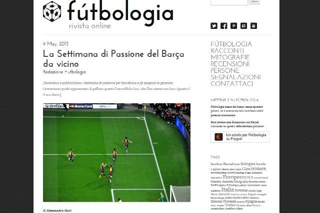 130510 Settimana di passione Barça su Futbologia