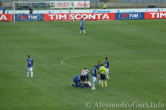 130512 Udinese-Atalanta ultima al Friuli - Foto Alessandro Gori P1180440