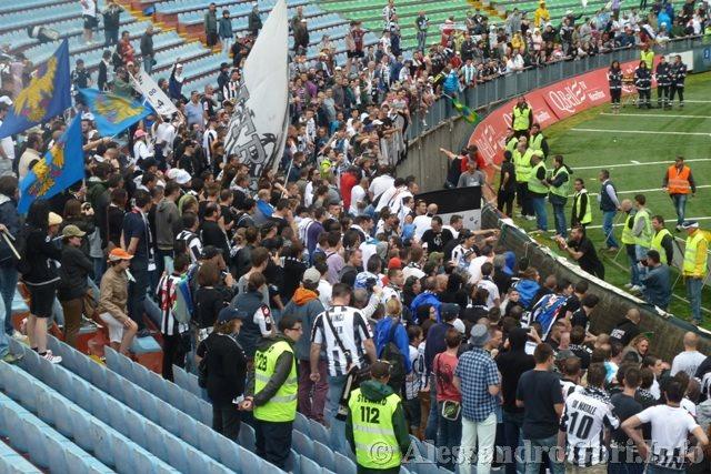 130512 Udinese-Atalanta ultima al Friuli - Foto Alessandro Gori P1180463