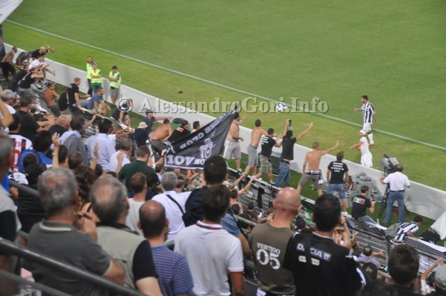 130822 Udinese-Slovan a Trieste - Foto Alessandro Gori DSC_9829