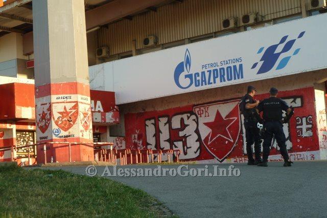 130905 prima di Serbia-Croazia - Foto Alessandro Gori P1240140