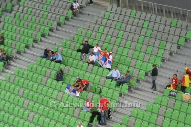 130911 Srbija-Belgija Eurobasket Ljubljana - Foto Alessandro Gori P1240514