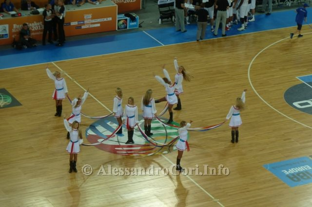 130911 Srbija-Belgija Eurobasket Ljubljana - Foto Alessandro Gori P1240548