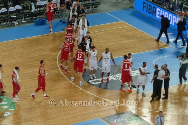 130911 Srbija-Belgija Eurobasket Ljubljana - Foto Alessandro Gori P1240554