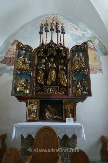 27 130729 Sant'Osvaldo a Sauris di Sotto - Foto Alessandro Gori P1210189