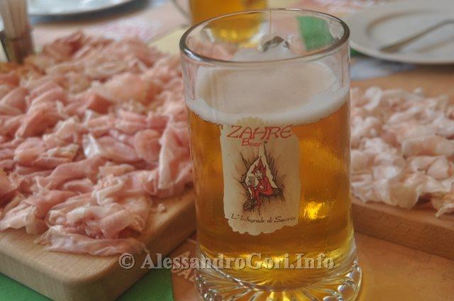 28 130615 prosciutto di Sauris e birra Zahre - Foto Alessandro Gori DSC_8856