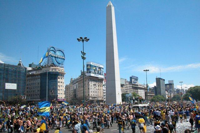 031214 La Doce Boca Obelisco Buenos Aires - Foto Alessandro Gori DSCN0300