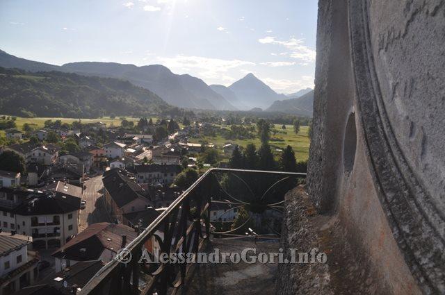 09 130725 Enemonzo dal campanile - Foto Alessandro Gori DSC_9423