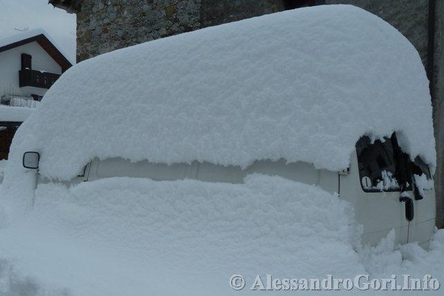 130212 neve in Carnia - Foto Alessandro Gori P1160964