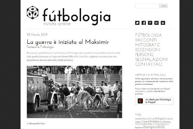 130323 La guerra è iniziata al Maksimir Futbologia