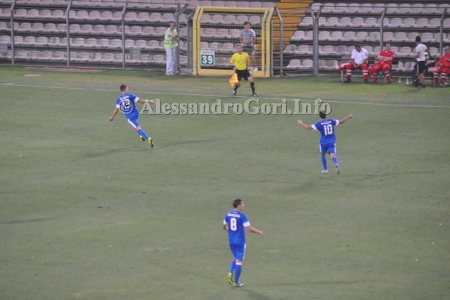 130822 Udinese-Slovan a Trieste - Foto Alessandro Gori DSC_9797