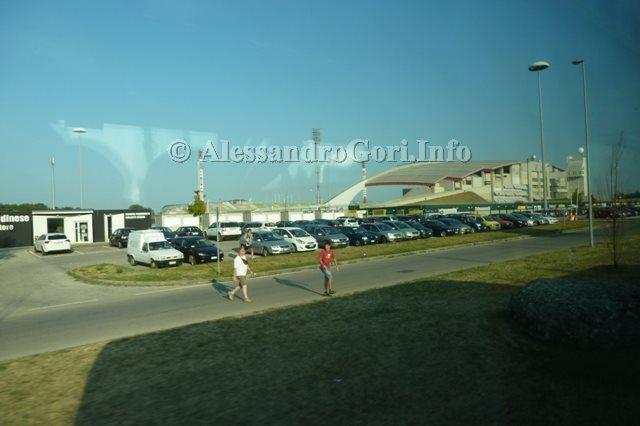 130822 Udinese-Slovan a Trieste - Foto Alessandro Gori P1230923