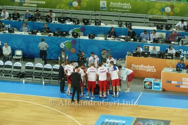 130911 Srbija-Belgija Eurobasket Ljubljana - Foto Alessandro Gori P1240528