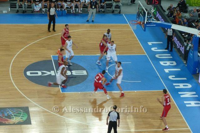 130911 Srbija-Belgija Eurobasket Ljubljana - Foto Alessandro Gori P1240532