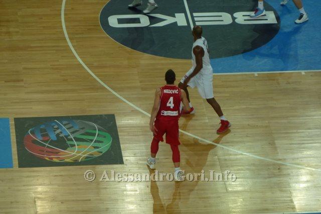 130911 Srbija-Belgija Eurobasket Ljubljana - Foto Alessandro Gori P1240538
